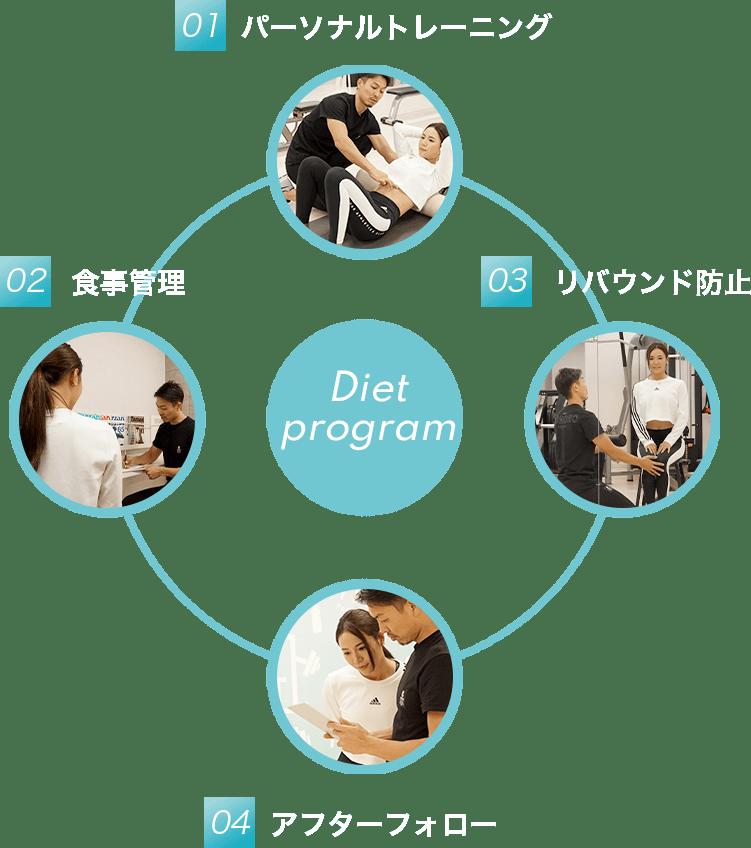 navisダイエットの特徴