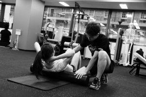 関節の可動性と安定性