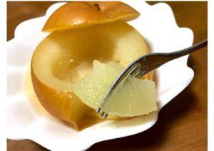 風邪のひき始め、喉の痛みに「蒸し梨」を。