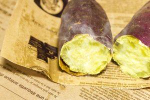 糖質制限ダイエットおすすめな焼き芋