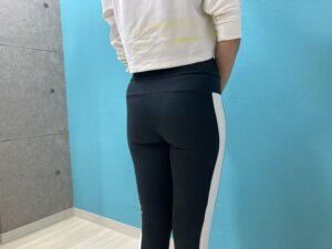 adidas レギンス 長袖カットソー